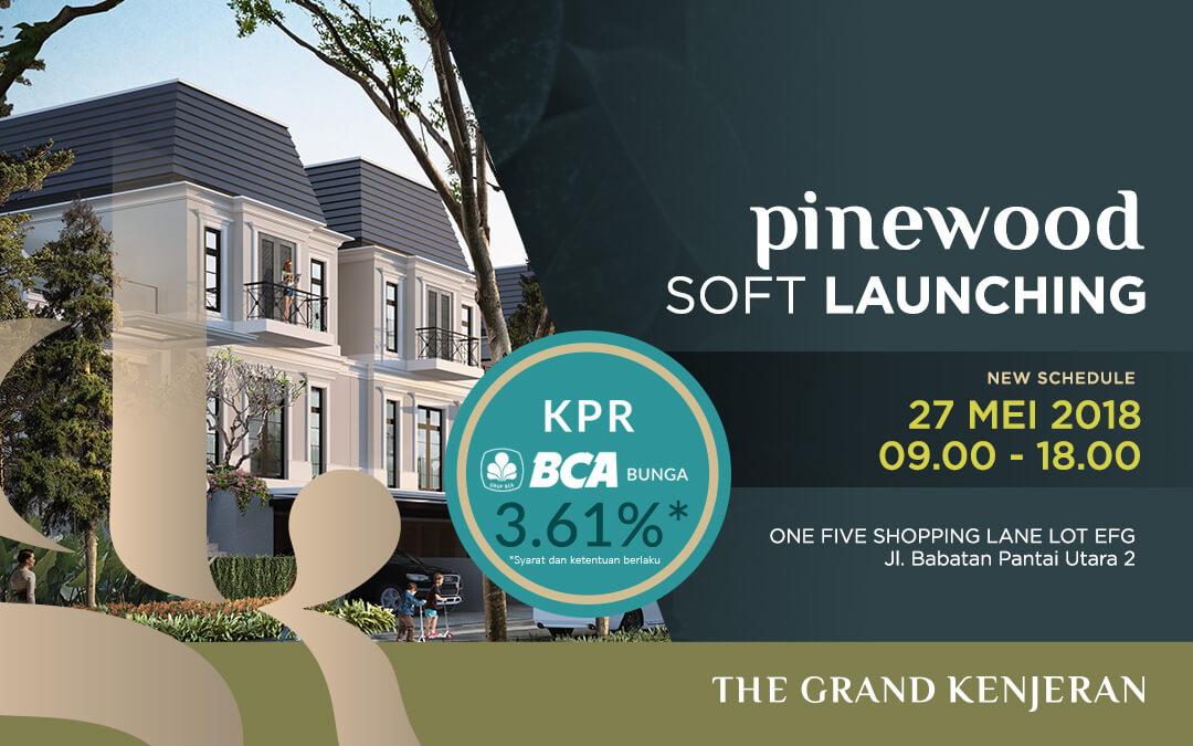 Soft Launching Pinewood