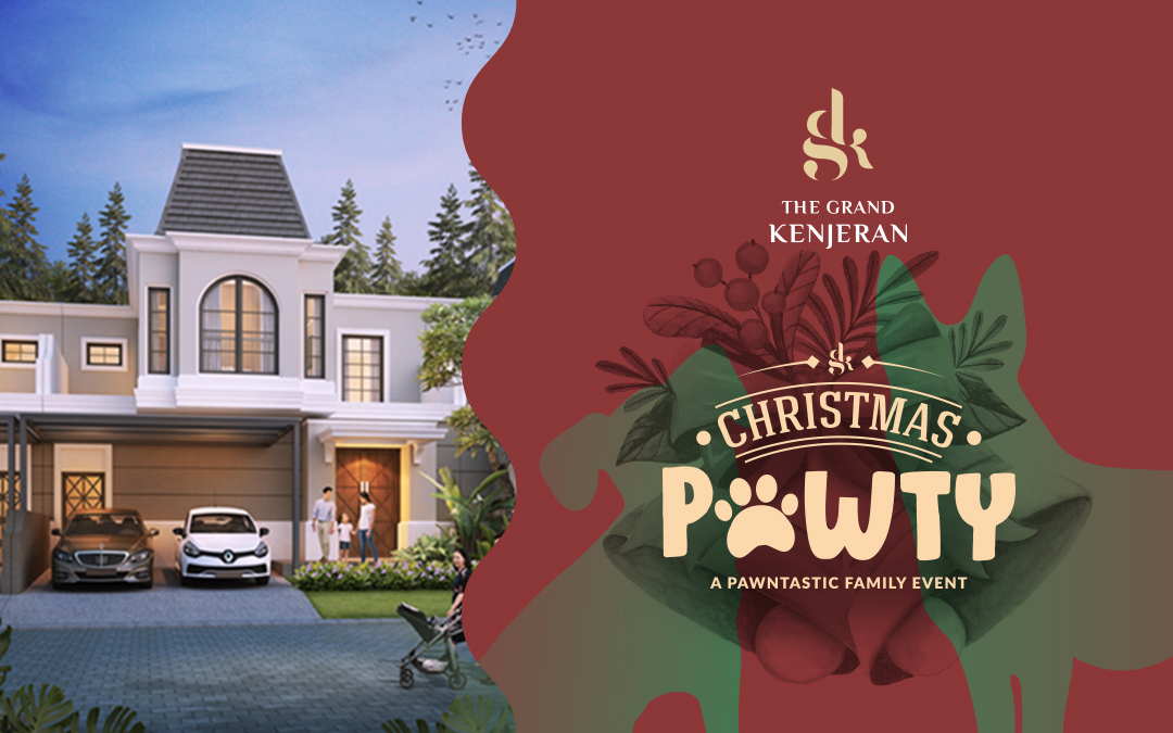 Christmas Pawty at The Grand Kenjeran