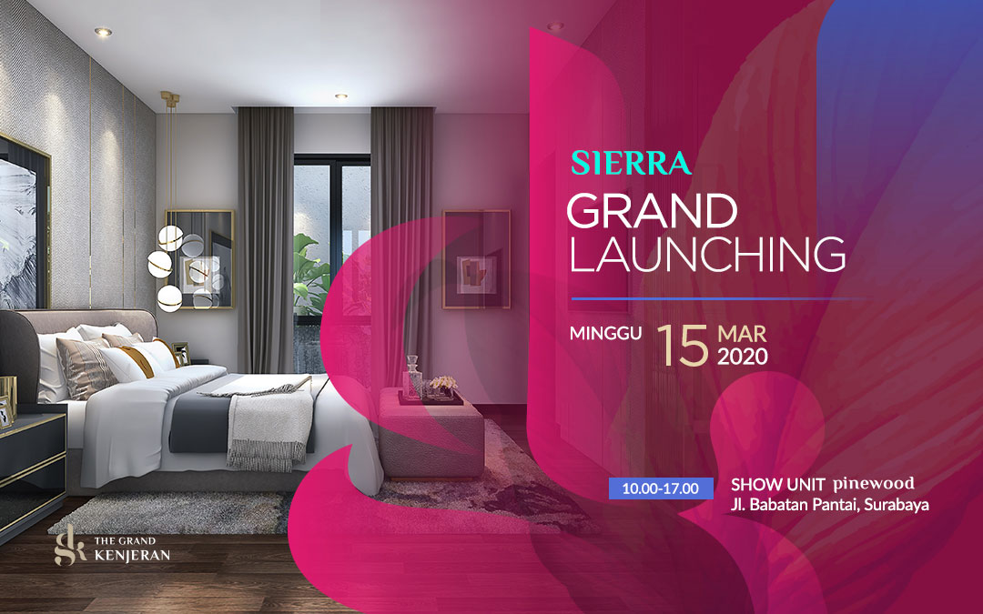 Report: Sierra Grand Launching at Pinewood, The Grand Kenjeran