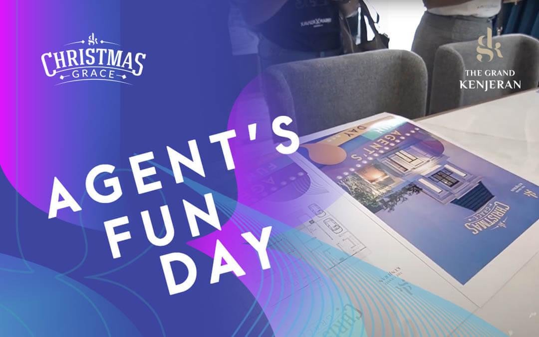 Agent's Fun Day